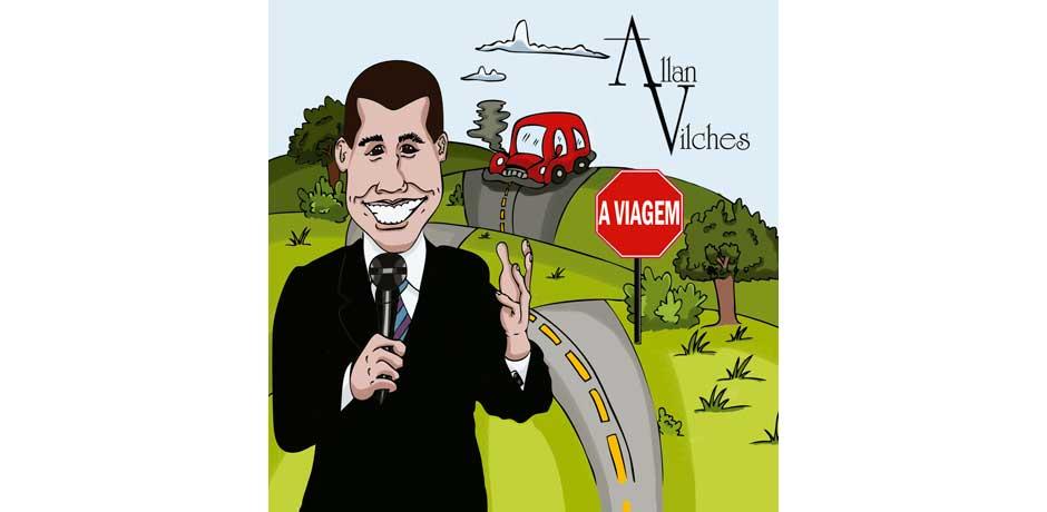 CD Allan Vilches a Viagem