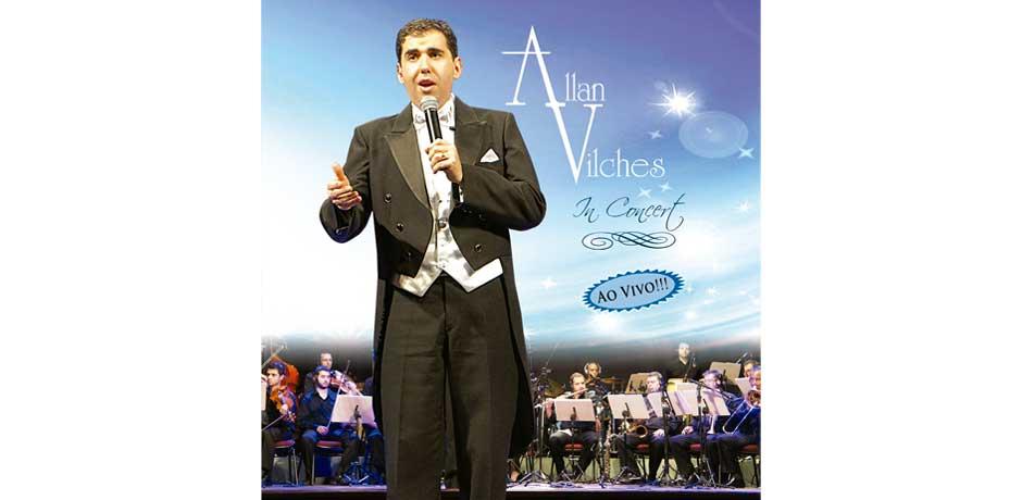 Cd Allan Vilches In Concert