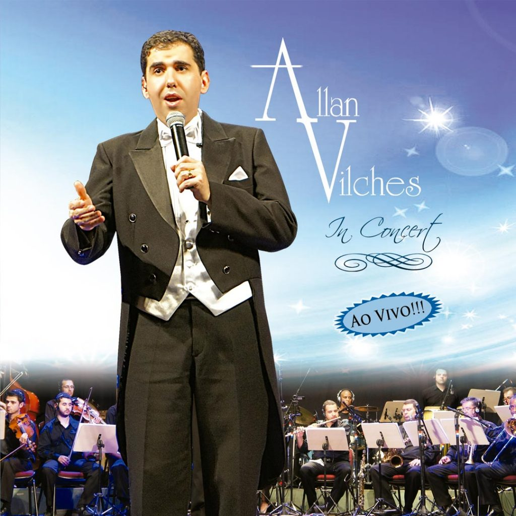 Cd Allan Vilches In Concert