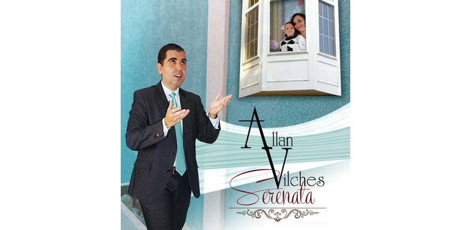 Cd Allan Vilches Serenata