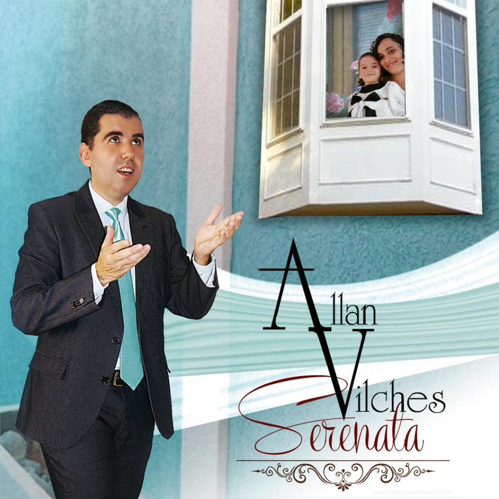 Cd Allan Vilches Serenata