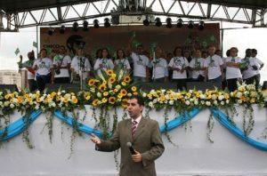 Centenário Chivo Xavier Parque Ipiranga