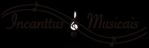 Incanttus Musicais - Nosso trabalho profissional